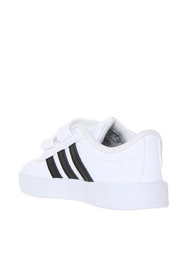 adidas Adidas Db1839 Vl Court 2.0 Cmf Yürüyüş Ayakkabısı Beyaz